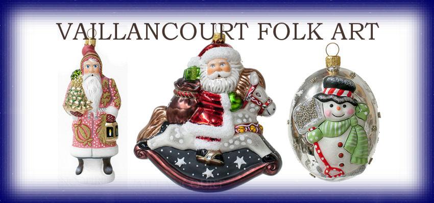 Inge-Glas Ornaments, Authentic German Christmas Ornaments