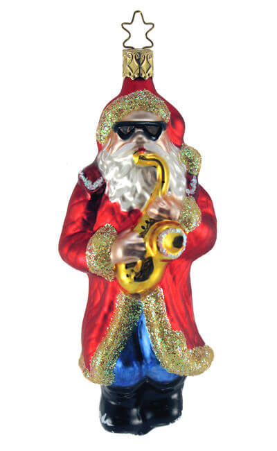 Cool Jazzy Claus
