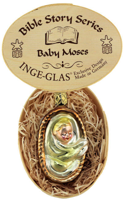 Baby Moses - Bible Story Series
