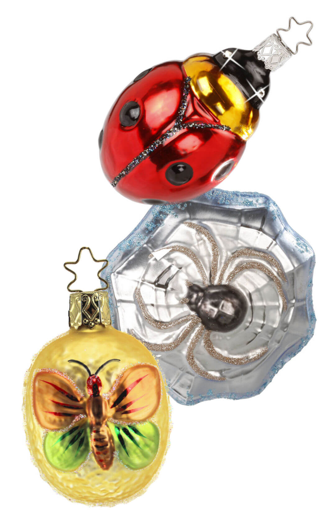 Ladybugs & Butterflies