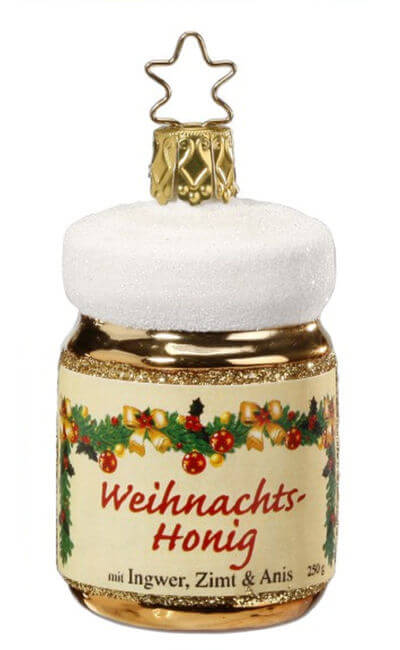 Weihnacht Honey