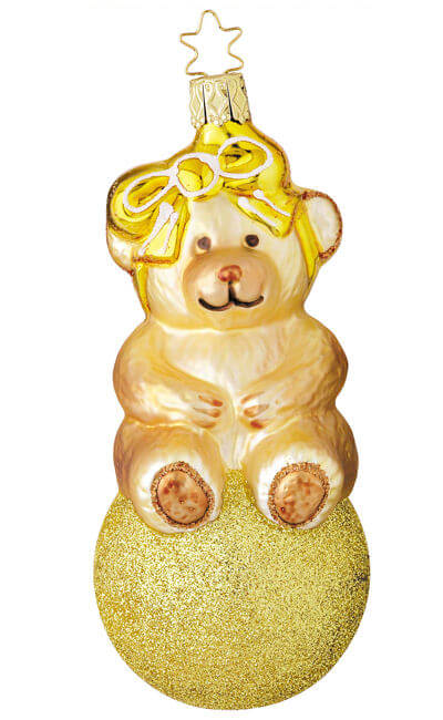 Party Bear - Yellow