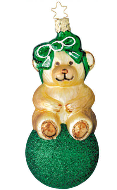 Party Bear - Green