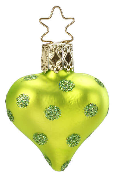 Dot City Lime Green