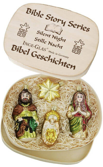 Silent Night - Bible Story Series