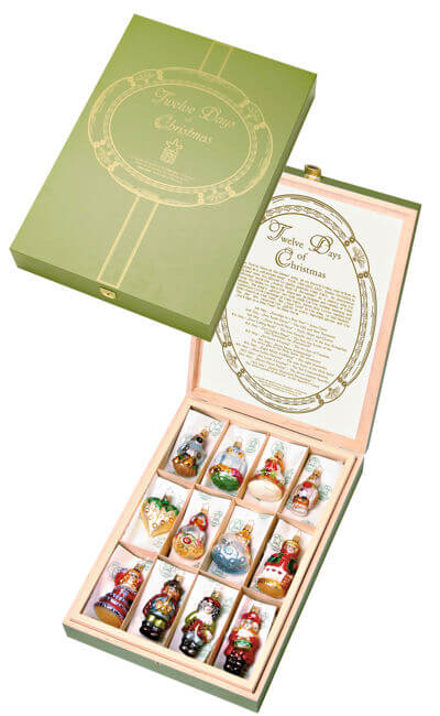 Twelve Days of Christmas Gift Set