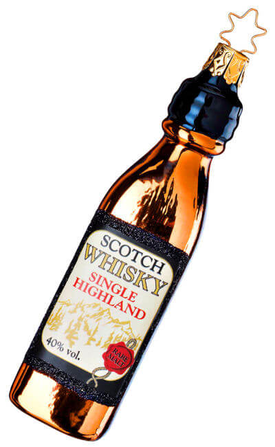 Highlands Scotch Whiskey