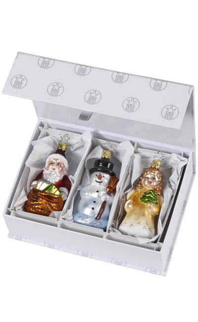 Set: Merry Christmas, 3 assorted