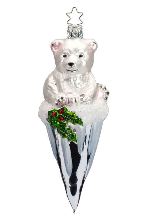 Frosty Bear, 2018 Annual Ornament