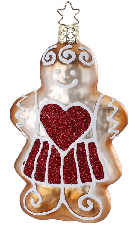 Mrs. Gingerbread
