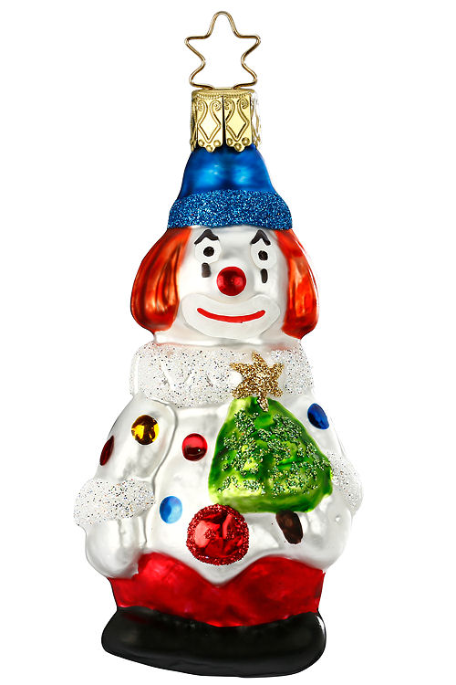 Christmas Clown