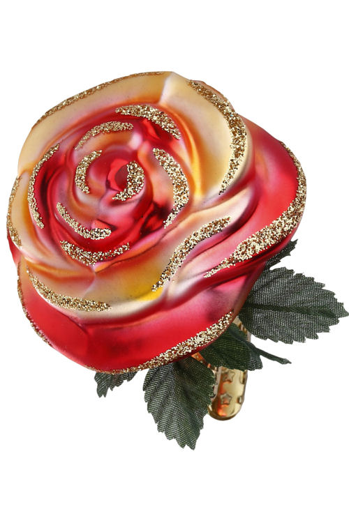 Rose Wish For Christmas