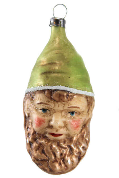 Dwarf with green cap""