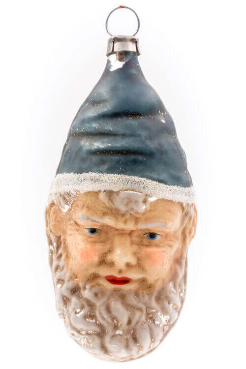Dwarf with blue cap""