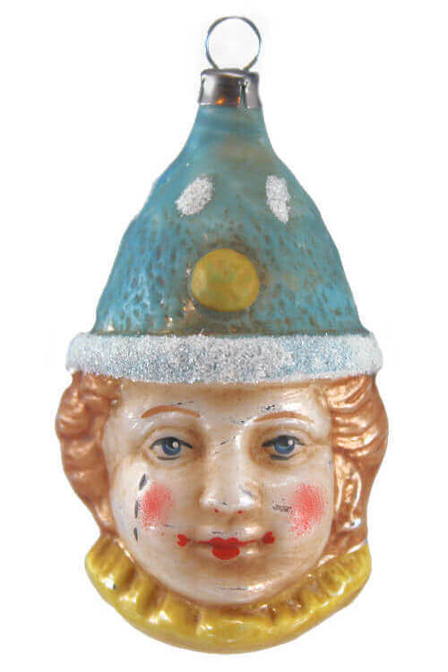 Clown with Blue Cap