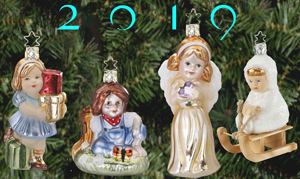 Heirlooms To Cherish Inge Glas Ornaments Authentic German